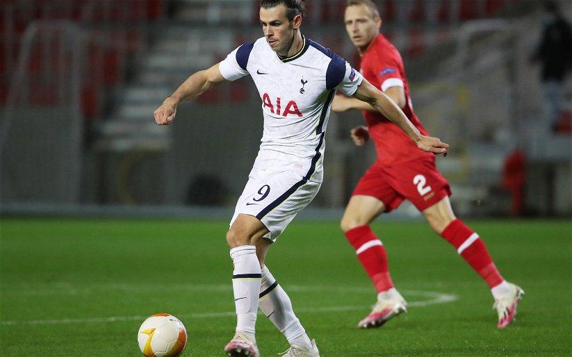 Image for Tottenham Hotspur: Alasdair Gold discusses Gareth Bale's current fitness