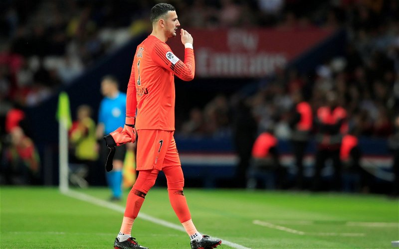 Image for Liverpool: Journalist downplays potential transfer move for Danijel Subasic