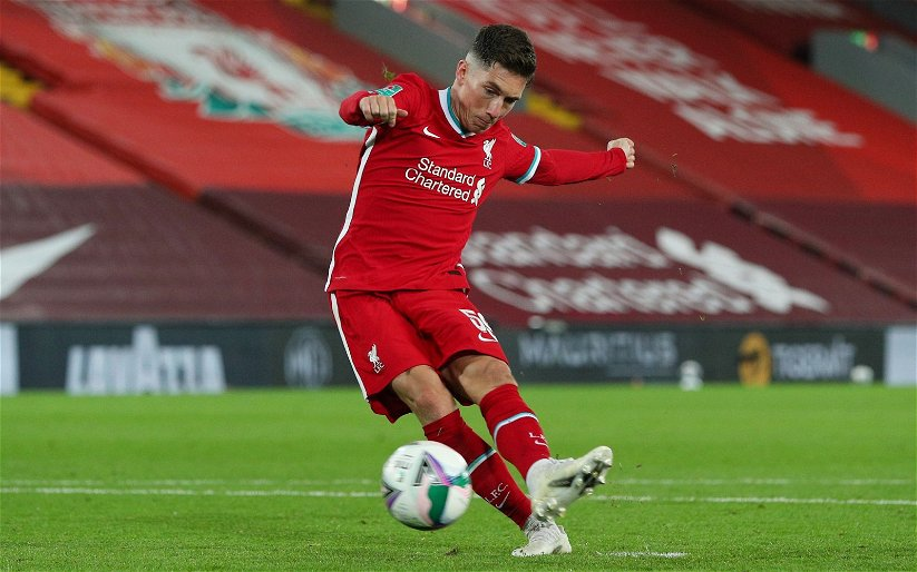 Image for Liverpool: Duncan Castles discusses potential Harry Wilson transfer