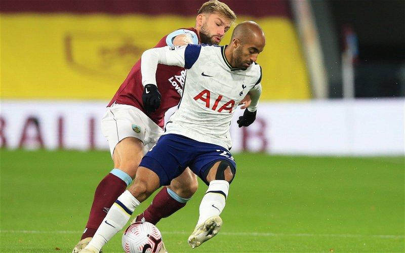 Image for Tottenham Hotspur: Journalist talks about Lucas Moura's future