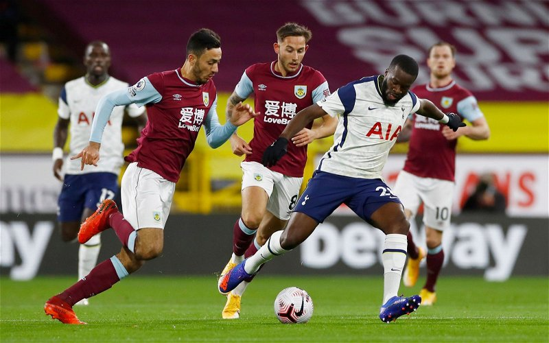 Image for Tottenham Hotspur: Fans erupt as Tanguy Ndombele image emerges