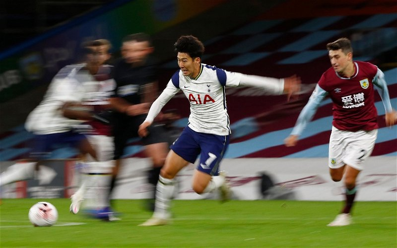Image for Tottenham Hotspur: Alasdair Gold discusses Son Heung-min's proposed new contract