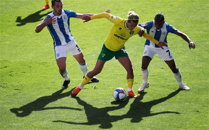 Image for Exclusive: Ex-Norwich ace drops big Cantwell claim after promotion