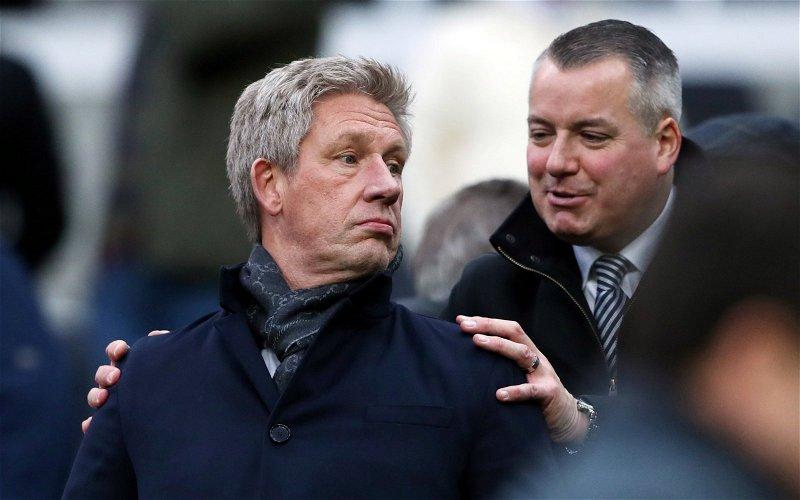 Image for Everton: Duncan Castles discusses Marcel Brands' future