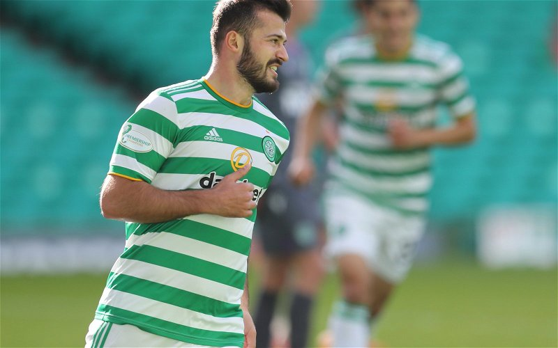 Image for Celtic reporter expects Albian Ajeti to struggle in bid for more playing time