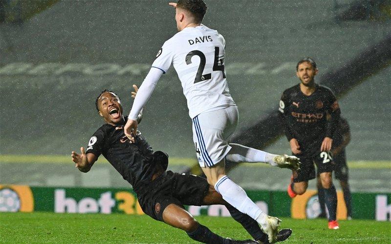 Image for Leeds United: Joe Wainman discusses potential Leif Davis exit