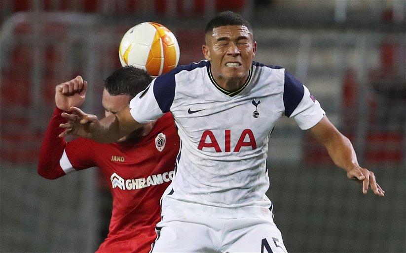 Image for Tottenham Hotspur: Fans react to update on Carlos Vinicius' future