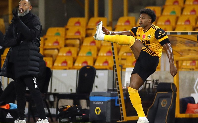 Image for Wolves: Joe Edwards discusses Adama Traore's form