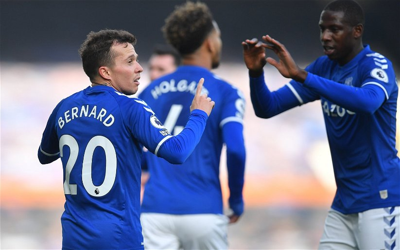 Image for Everton: Journalists discuss Bernard's future with the Toffees