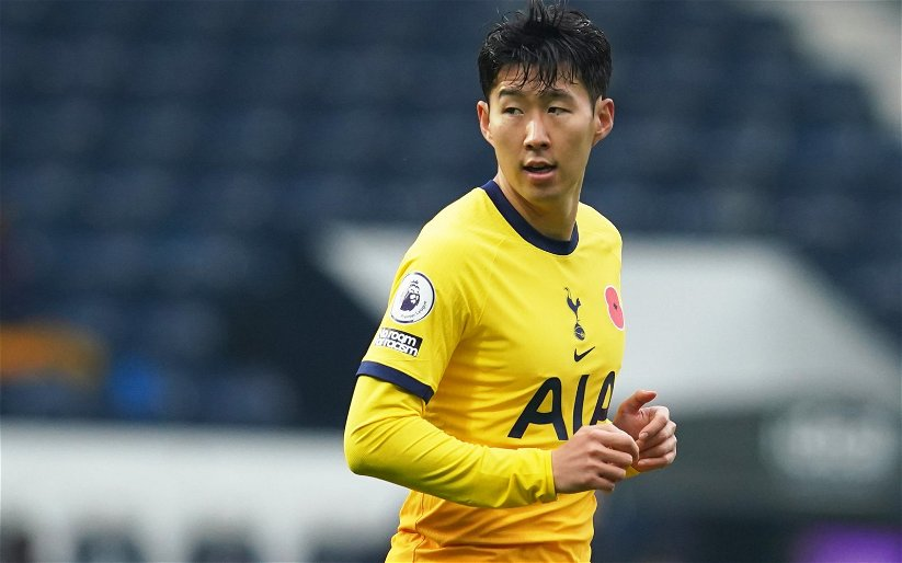 Image for Tottenham Hotspur: Michael Bridge provides update on Son Heung-min's contract