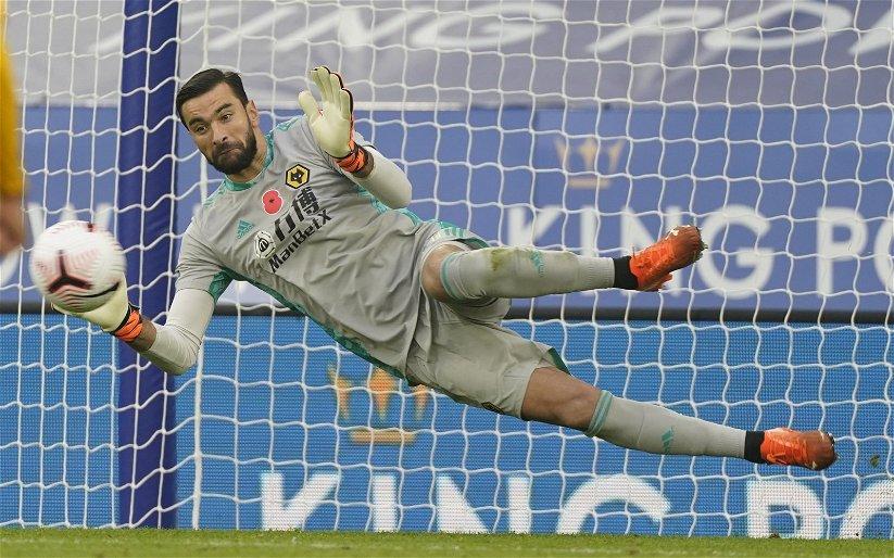 Image for Exclusive: Wolves legend praises Rui Patricio amid AS Roma speculation