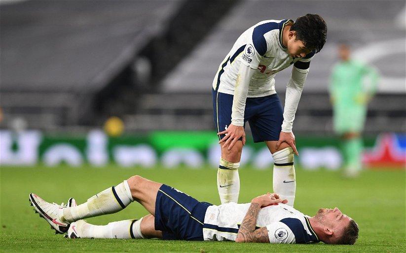 Image for Tottenham Hotspur: Alasdair Gold discusses Jose Mourinho's centre-back problem