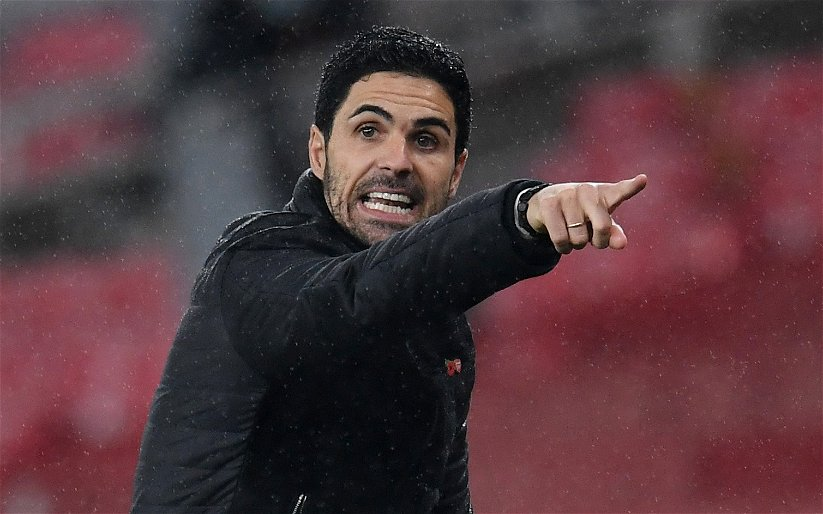 Image for Arsenal: Charles Watts claims Mikel Arteta has 'big' formation call to make ahead Burnley trip