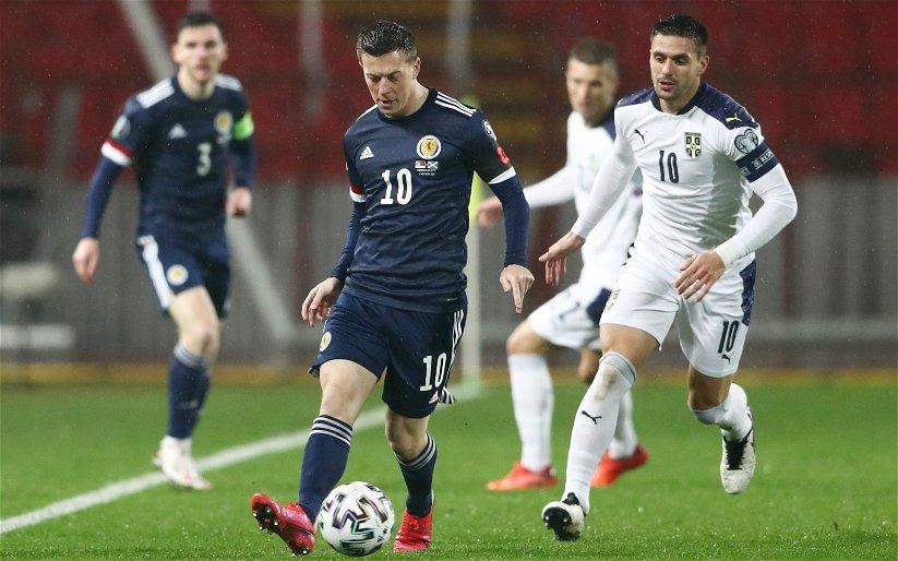 Image for Celtic: International fans criticise Callum McGregor's performance
