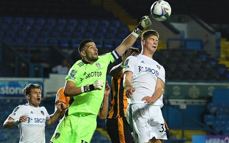 Image for Leeds United: Fans react to Charlie Cresswell news