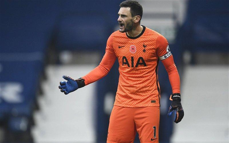 Image for Tottenham Hotspur: Alasdair Gold drops claim on Hugo Lloris's future