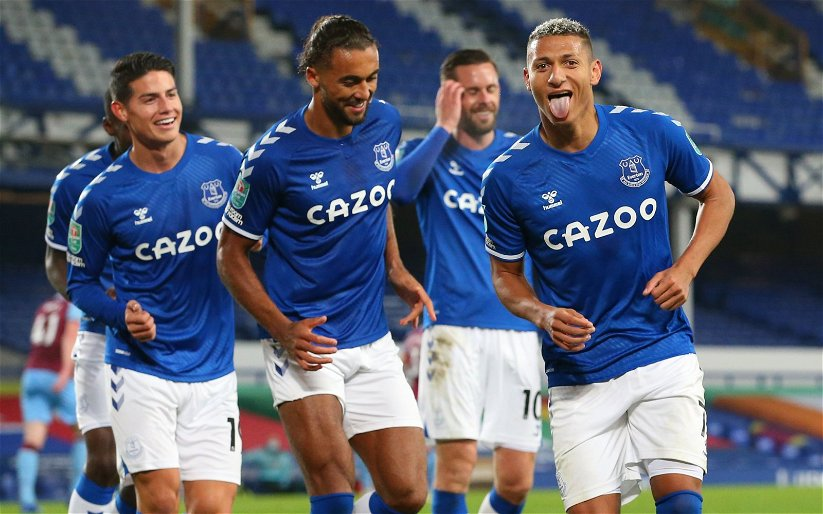 Image for Exclusive: Pundit thinks Everton forward Richarlison is good enough to play for PSG