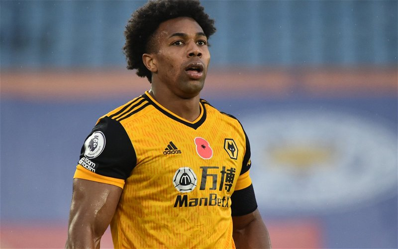 Image for Wolves: Nathan Judah reveals how much he would sell Adama Traore for this summer