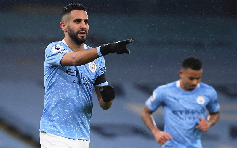Image for Manchester City: Seb Stafford-Bloor discusses Riyad Mahrez and his impact