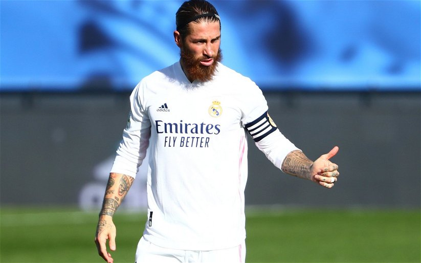 Image for Tottenham Hotspur: Fans react as Sergio Ramos news emerges