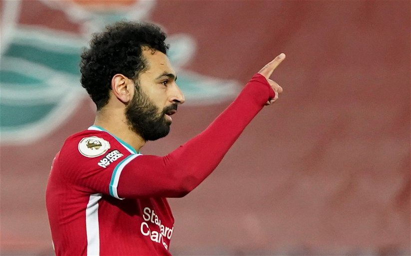 Image for Liverpool: James Pearce discusses Mohamed Salah's future at the club
