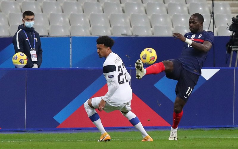 Image for Tottenham Hotspur: Fans slam Moussa Sissoko for latest France performance