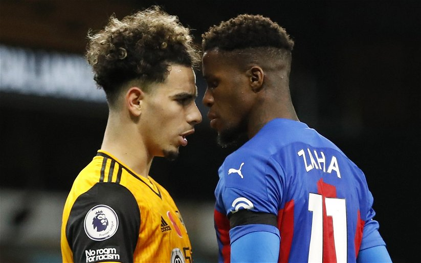 Image for Crystal Palace: Daniel Storey discusses Wilfried Zaha's recent lashes out