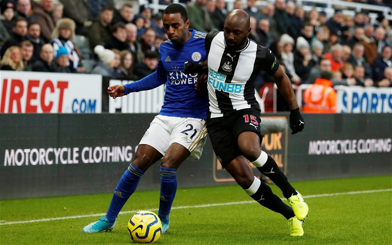Image for Newcastle United: Liam Kennedy discusses the possibility of Jetro Willems