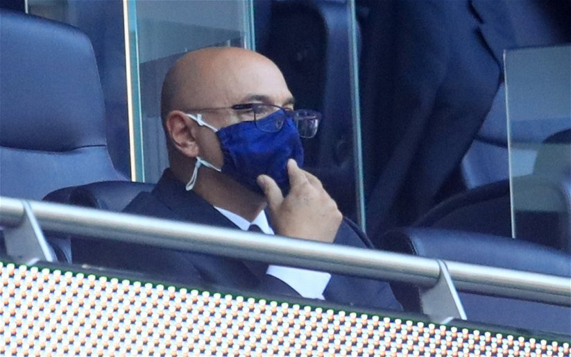 Image for Exclusive: Barry Fry reveals that Daniel Levy doesn't want a Director of Football at Spurs