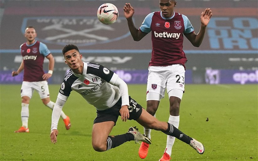 Image for Reporter reveals Issa Diop will only leave West Ham for sizeable fee