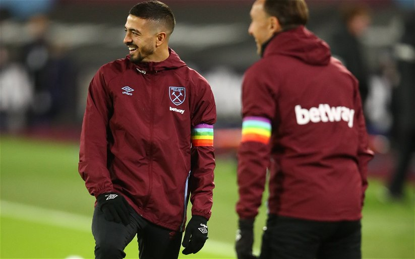 Image for West Ham United: @ExWHUemployee explains why Manuel Lanzini was not available for the Chelsea game
