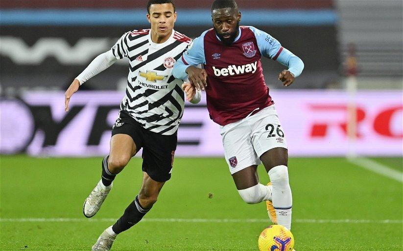 Image for West Ham United: @ExWHUemployee provides injury update on Arthur Masuaku