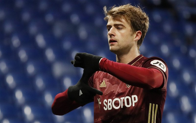 Image for Leeds United: Fans delighted as Patrick Bamford signs new deal