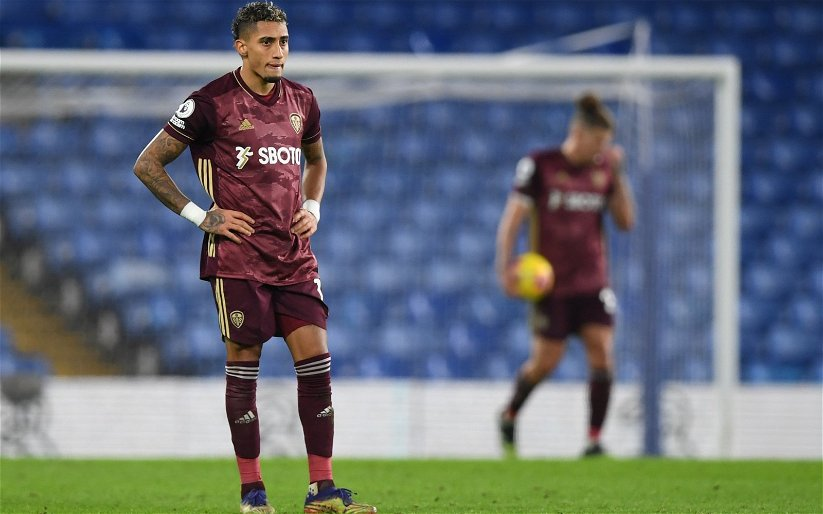 Image for Leeds United: Conor McGilligan claims Dan James should start over Raphinha in next game