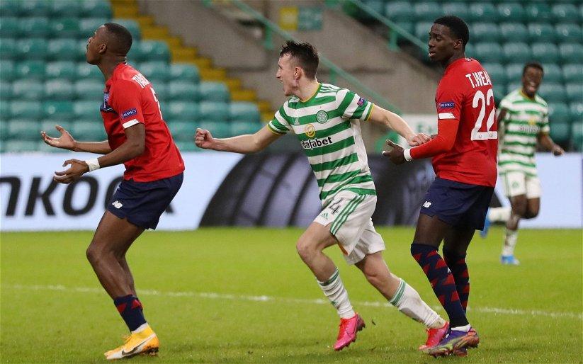 Image for Celtic: Fans slam David Turnbull's display against Jablonec