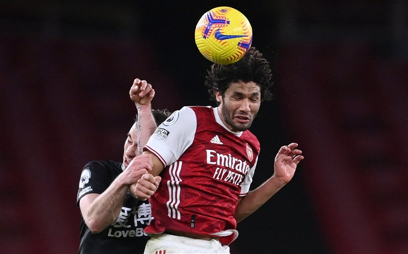 Image for Arsenal: Charles Watts calls for Mohamed Elneny to be dropped against West Brom