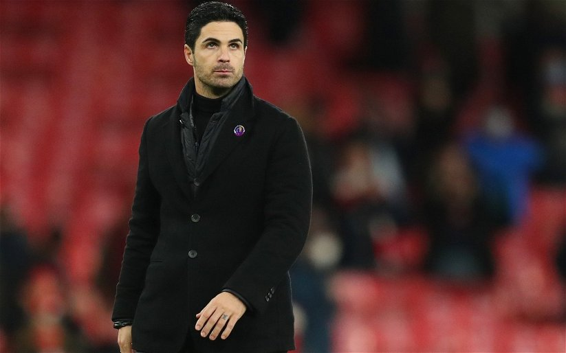 Image for Arsenal: Charles Watts discusses his faith in Mikel Arteta