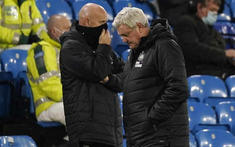 Image for Newcastle United: Fans react to Steve Bruce's comments