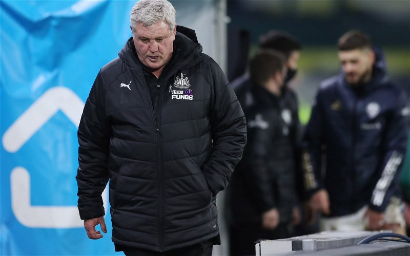 Image for Newcastle United: Fans fume over Steve Bruce quotes after Wolves loss