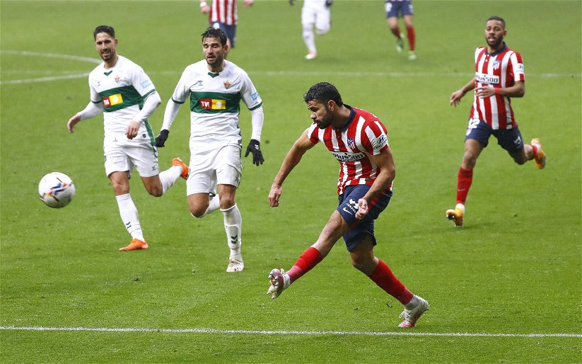 Image for Arsenal: Charles Watts discusses transfer link with Diego Costa