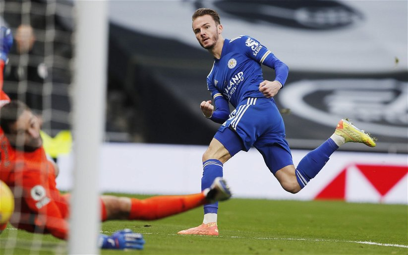 Image for Arsenal: Journalist discusses James Maddison interest