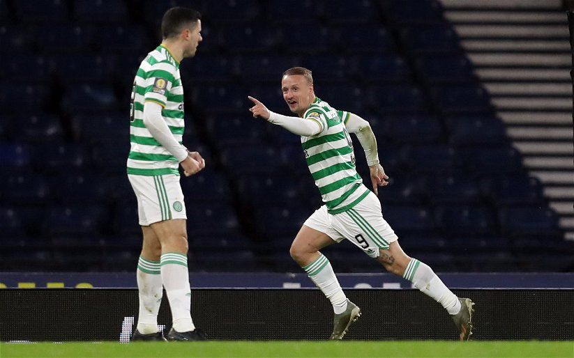 Image for Celtic: Fans discuss comments about Leigh Griffiths