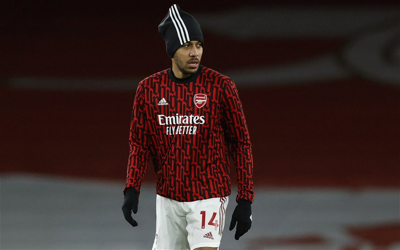 Image for Arsenal: Dharmesh Sheth explains why Arsenal won't sell Pierre-Emerick Aubameyang