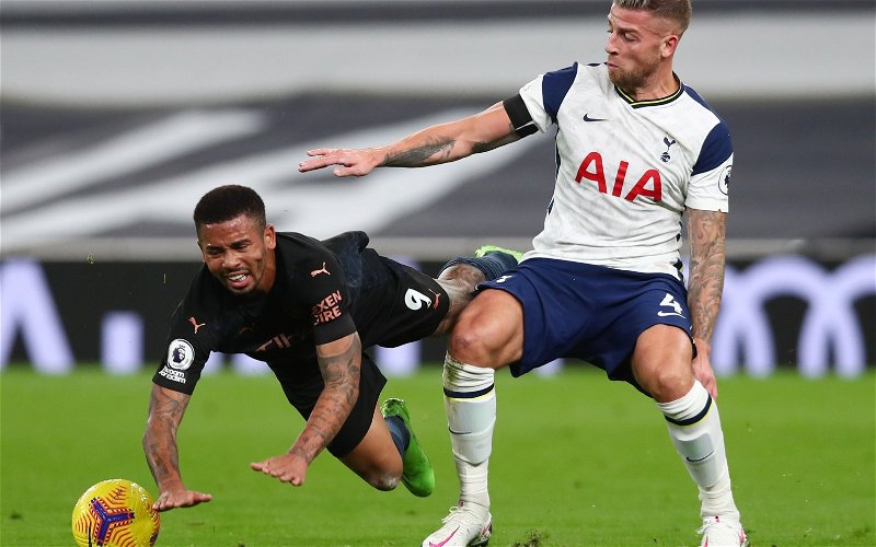Image for Tottenham Hotspur: Graham Roberts Baffled by Mourinho Claims