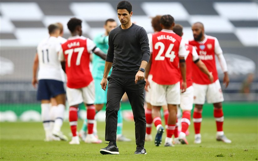 Image for Arsenal: Dean Jones reveals Arteta transfer plan