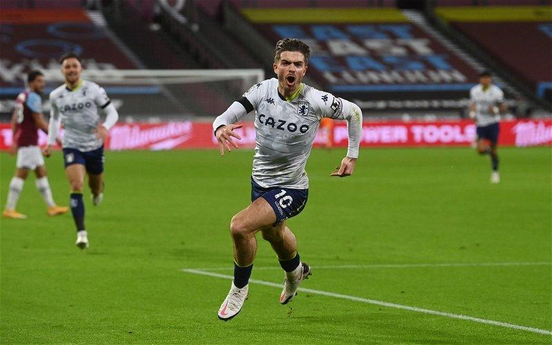 Image for Exclusive: Pundit warns Aston Villa teams will take advantage of Grealish sale