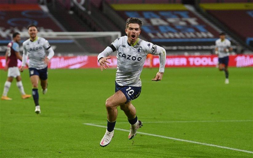 Image for Aston Villa: Fabrizio Romano discusses Jack Grealish's future