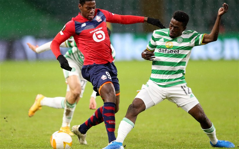 Image for Celtic: Fans slam Ismaila Soro