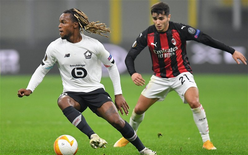 Image for Ligue 1 expert thinks Liverpool could look to sign Renato Sanches next summer