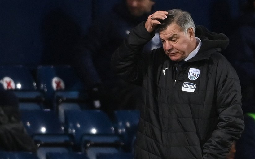Image for West Bromwich Albion: Blame the players not the head coach, claims Baggies pundit